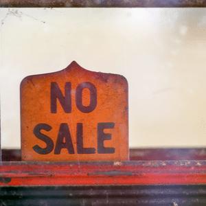 No sale amazon affiliate