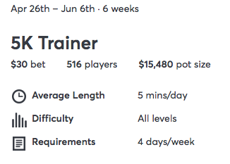 get paid to workout app