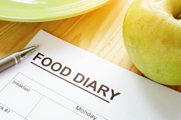 lifestyle ideas food diary