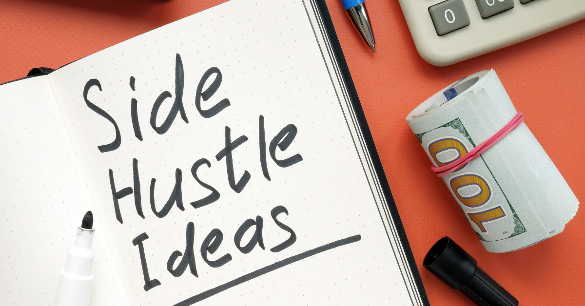 Side hustle ideas for students