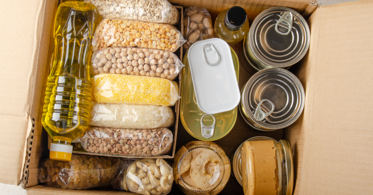 30 survival food UK ideas! Everything you need to know